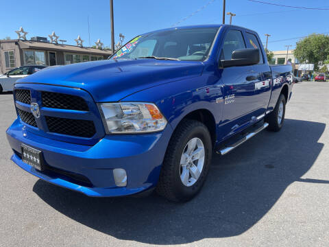2016 RAM Ram Pickup 1500 for sale at 5 Star Auto Sales in Modesto CA