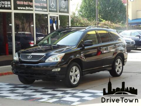 2004 Lexus RX 330 for sale at Drive Town in Houston TX