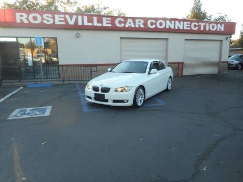 2010 BMW 3 Series for sale at ROSEVILLE CAR CONNECTION in Roseville CA