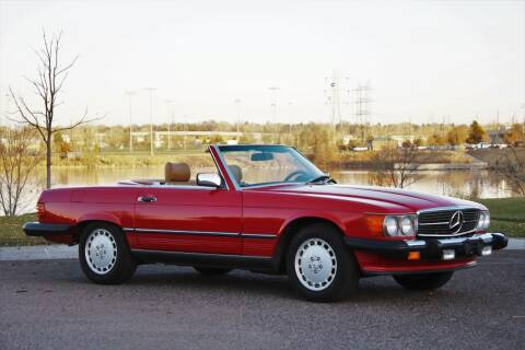 1988 Mercedes-Benz 560-Class for sale at Classic Investments in Englewood CO