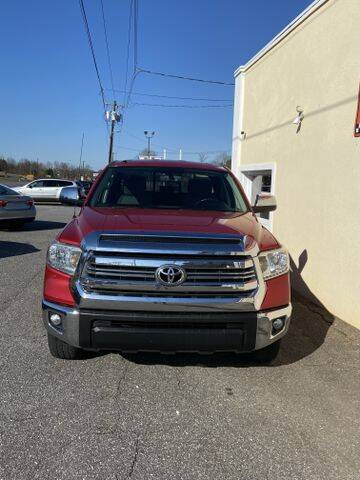 2014 Toyota Tundra for sale at Deluxe Auto Group Inc in Conover NC