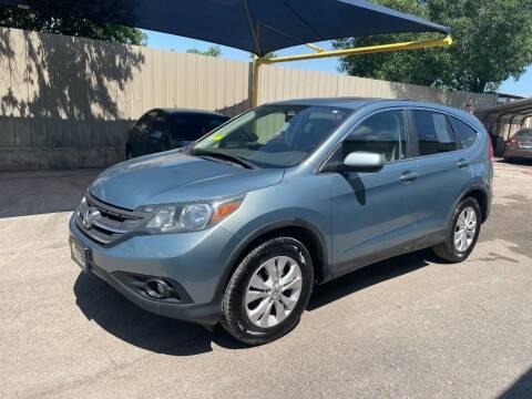 2012 Honda CR-V for sale at Midtown Motor Company in San Antonio TX