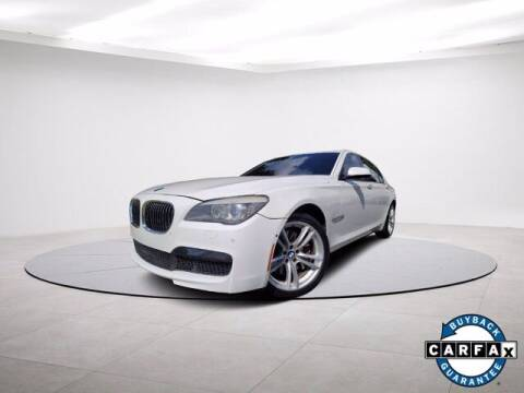 2012 BMW 7 Series for sale at Carma Auto Group in Duluth GA