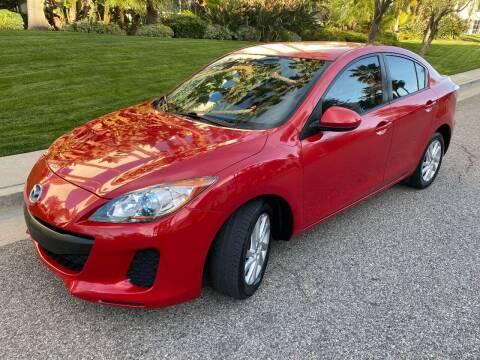 2013 Mazda MAZDA3 for sale at Donada  Group Inc in Arleta CA