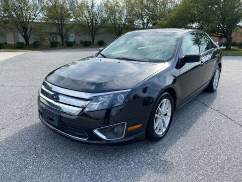 2012 Ford Fusion for sale at Triple A's Motors in Greensboro NC