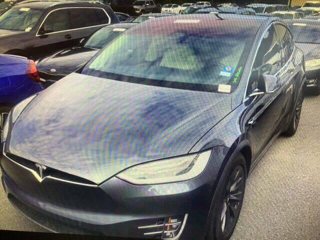 2018 Tesla Model X for sale in Dallas, TX