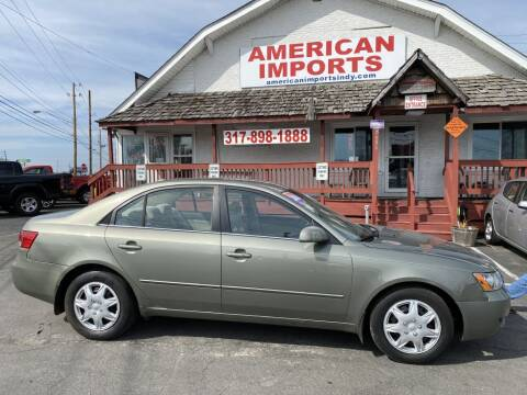 2008 Hyundai Sonata for sale at American Imports INC in Indianapolis IN