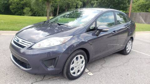 2013 Ford Fiesta for sale at Nationwide Auto in Merriam KS