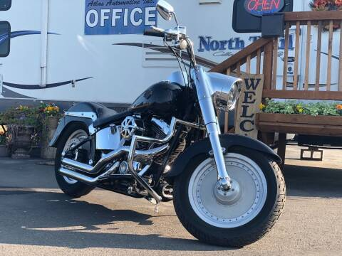 2004 Harley-Davidson Fat Boy Custom for sale at Atlas Automotive Sales in Hayden ID