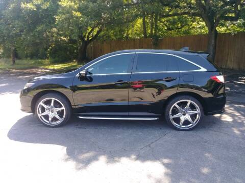 2016 Acura RDX for sale at 57 Auto Sales in San Antonio TX