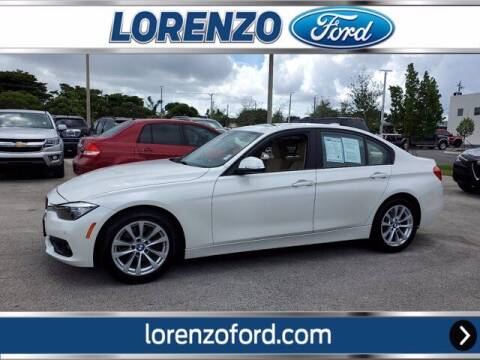 2016 BMW 3 Series for sale at Lorenzo Ford in Homestead FL