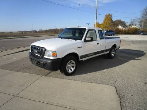 2010 Ford Ranger for sale at Dunlap Motors in Dunlap IL