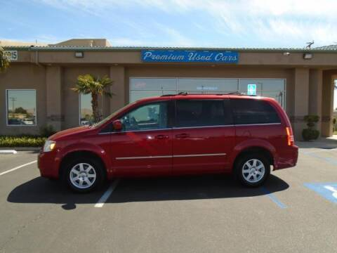 2010 Chrysler Town and Country for sale at Family Auto Sales in Victorville CA