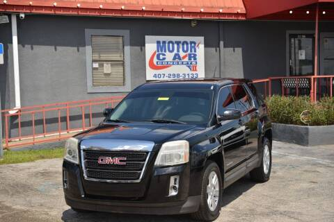 2013 GMC Terrain for sale at Motor Car Concepts II - Kirkman Location in Orlando FL