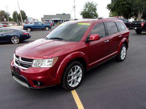 2011 Dodge Journey for sale at Ideal Auto Sales, Inc. in Waukesha WI