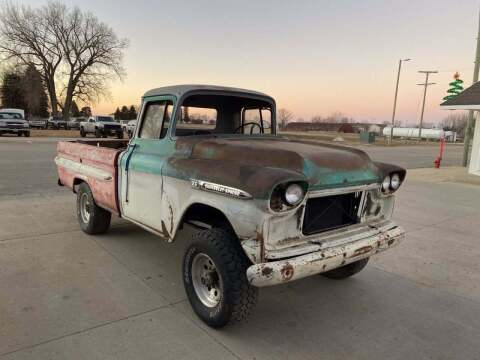 1958 Chevrolet Apache for sale at B & B Auto Sales in Brookings SD