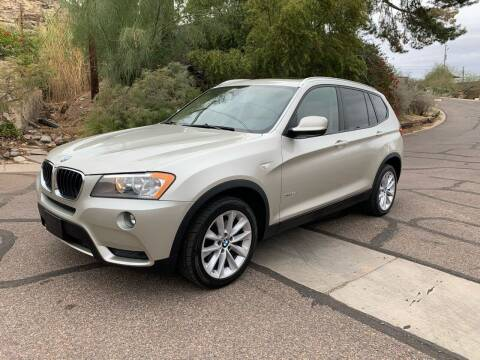 2013 BMW X3 for sale at BUY RIGHT AUTO SALES in Phoenix AZ