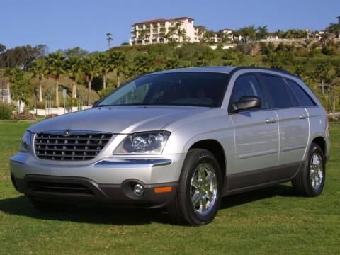 2006 Chrysler Pacifica for sale at Radley Cadillac in Fredericksburg VA