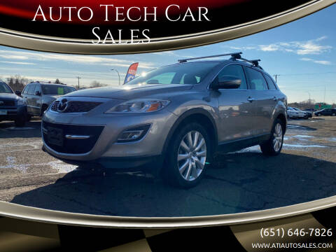 2010 Mazda CX-9 for sale at Auto Tech Car Sales in Saint Paul MN