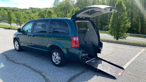 2009 Dodge Grand Caravan for sale at Mobility Solutions in Newburgh NY