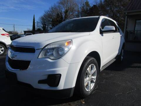 2011 Chevrolet Equinox for sale at Lewis Page Auto Brokers in Gainesville GA