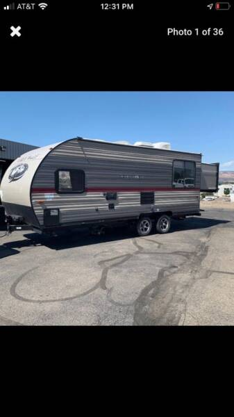 2019 Forest River Wildwood for sale at Belcastro Motors in Grand Junction CO