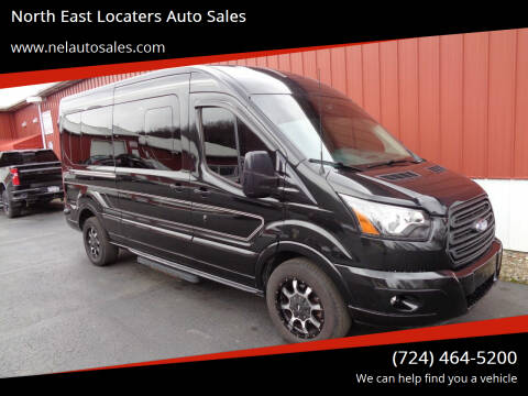 2015 Ford Transit Cargo for sale at North East Locaters Auto Sales in Indiana PA