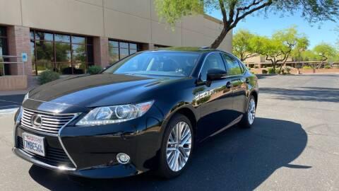 2014 Lexus ES 350 for sale at Autodealz in Tempe AZ