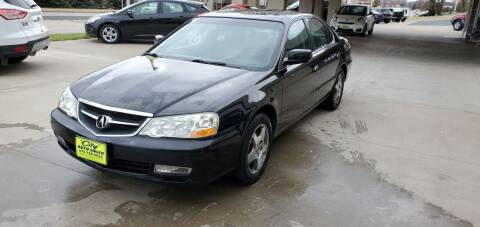 2002 Acura TL for sale at City Auto Sales in La Crosse WI