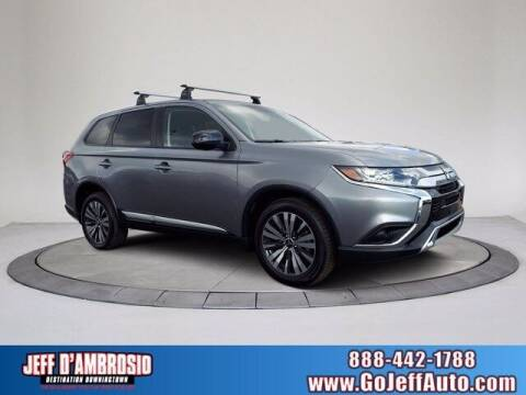 2019 Mitsubishi Outlander for sale at Jeff D'Ambrosio Auto Group in Downingtown PA