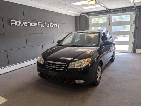2010 Hyundai Elantra for sale at Advance Auto Group, LLC in Chichester NH