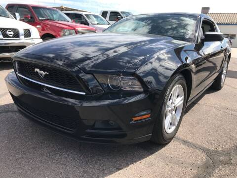 2013 Ford Mustang for sale at Town and Country Motors in Mesa AZ