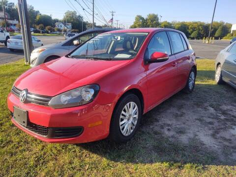 2012 Volkswagen Golf for sale at Ray Moore Auto Sales in Graham NC