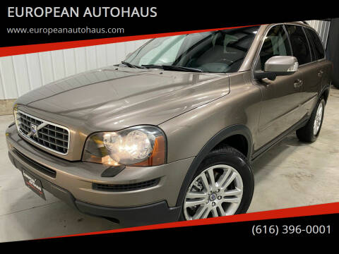 2009 Volvo XC90 for sale at EUROPEAN AUTOHAUS in Holland MI