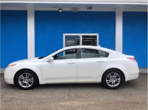 2009 Acura TL for sale at Khodas Cars in Gilroy CA
