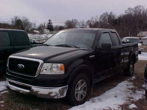 2007 Ford F-150 for sale at Bates Auto & Truck Center in Zanesville OH