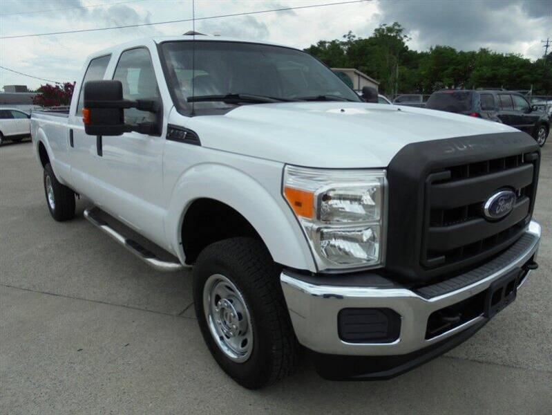 2012 Ford F-250 Super Duty for sale at PIONEER AUTO SALES LLC in Cleveland TN