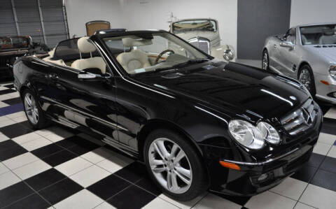 2006 Mercedes-Benz CLK for sale at Podium Auto Sales Inc in Pompano Beach FL