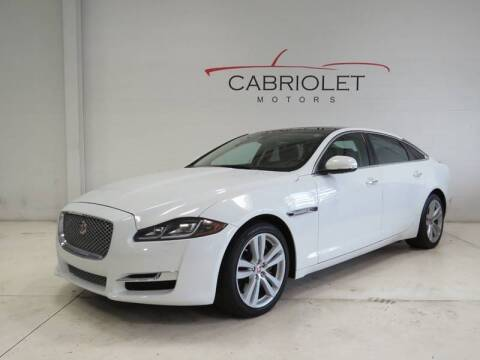2016 Jaguar XJL for sale at Cabriolet Motors in Morrisville NC