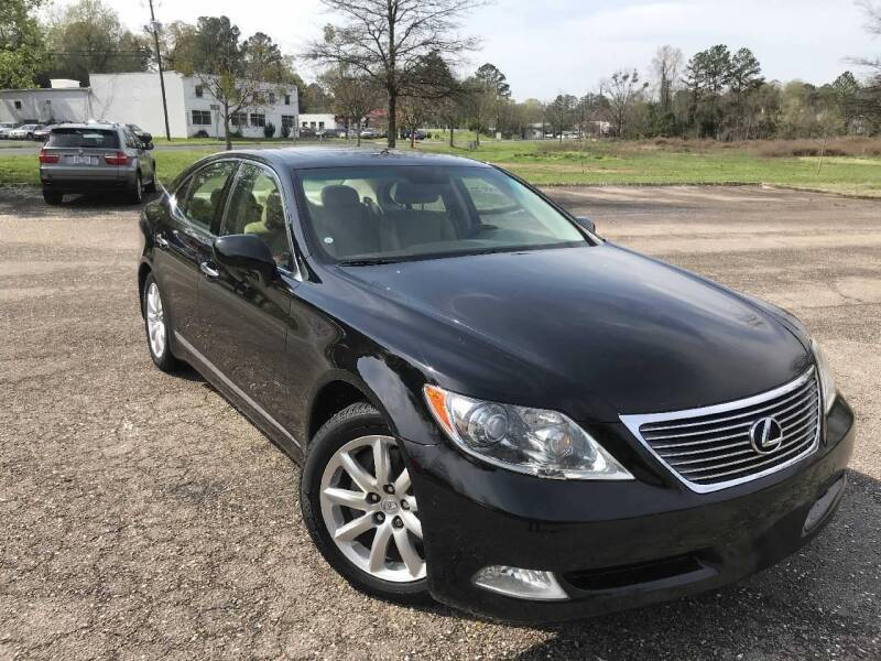 2008 Lexus LS 460 for sale at The Auto Depot in Raleigh NC