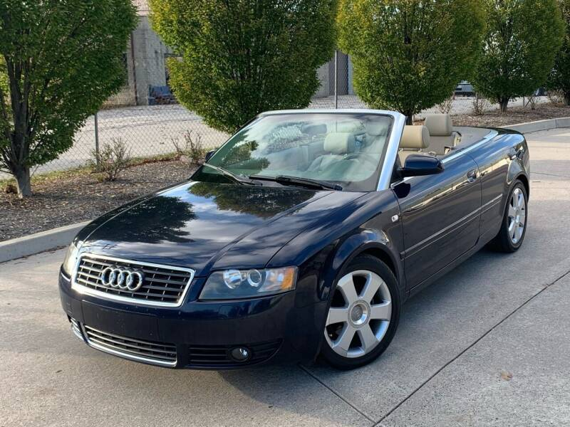 2006 Audi A4 for sale at Car Expo US, Inc in Philadelphia PA