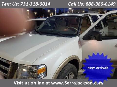 2014 Ford Expedition for sale at Serra Of Jackson in Jackson TN