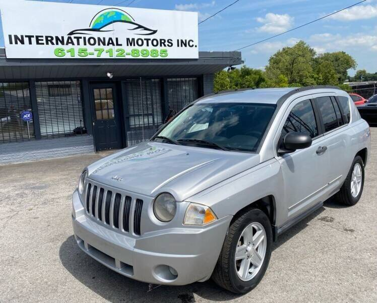 2009 Jeep Compass for sale at International Motors & Service INC in Nashville TN