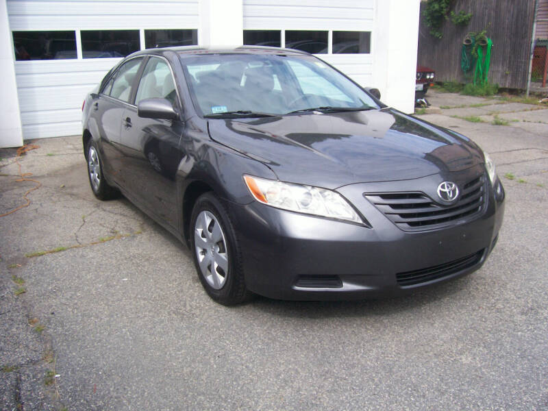 2009 Toyota Camry for sale at Dambra Auto Sales in Providence RI