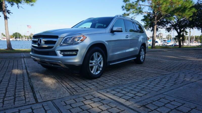 2013 Mercedes-Benz GL-Class for sale at Cars-yachtsusa.com in League City TX