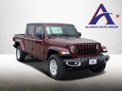 2021 Jeep Gladiator for sale at ATASCOSA CHRYSLER DODGE JEEP RAM in Pleasanton TX