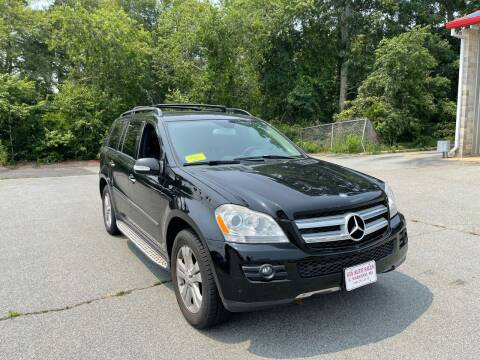 2008 Mercedes-Benz GL-Class for sale at Gia Auto Sales in East Wareham MA