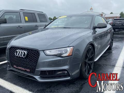 2015 Audi S5 for sale at Carmel Motors in Indianapolis IN