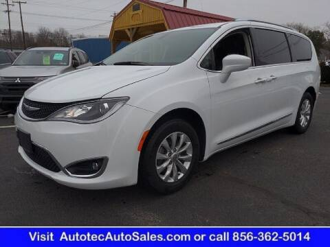 2019 Chrysler Pacifica for sale at Autotec Auto Sales in Vineland NJ