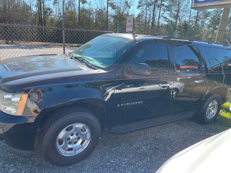 2008 Chevrolet Suburban for sale at MOORE'S AUTOS LLC in Florence SC